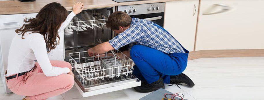 Ремонт посудомоечной машины в Москве и области
