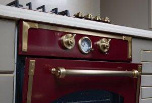 Установка и подключение газового духового шкафа
